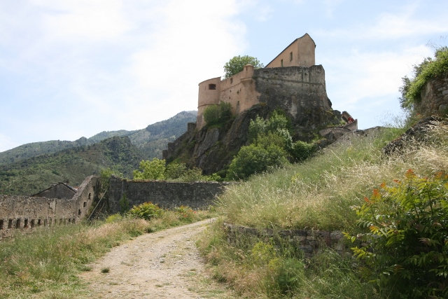 The Citadel at Corte