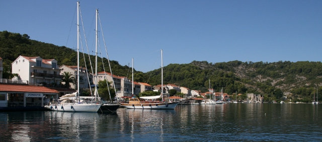 Polace, Mljet