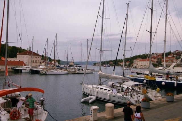Milna Town Quay