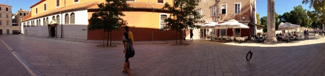 Town Square Zadar