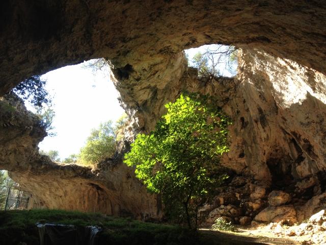 Vela Spila - prehistoric cave