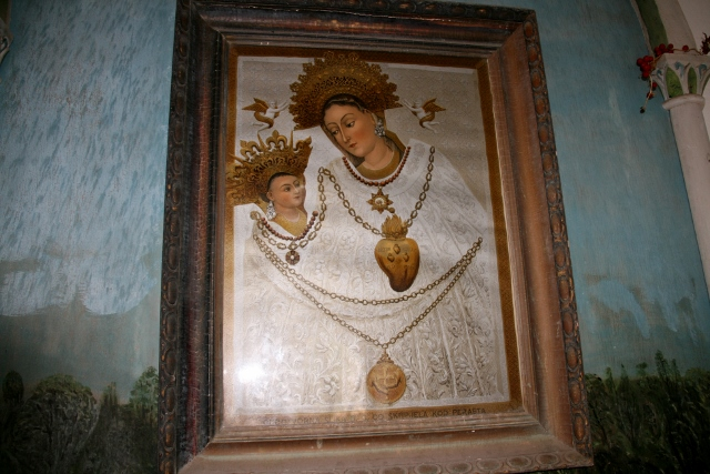 St Mary and the Christ Child