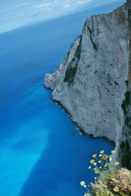 one Bay North of Navagio Beach