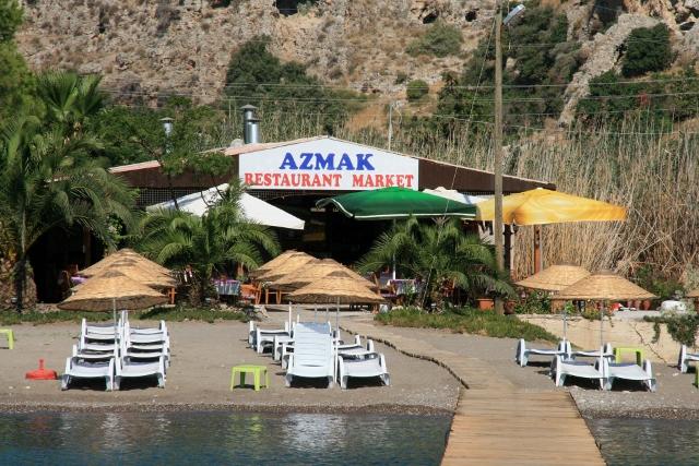 Azmak's in Ciftlik Limani